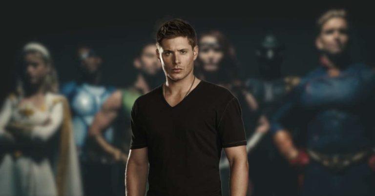 Jensen Ackles neprepoznatljiv uoči snimanja treće sezone serije 'The Boys'