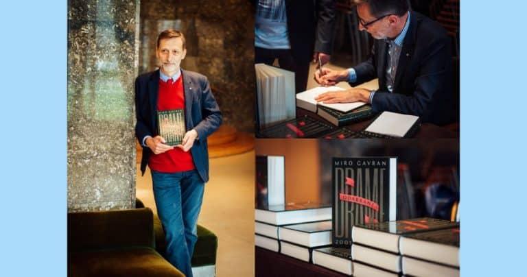 Miro Gavran predstavio knjigu odabranih drama